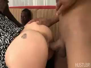 brunette, reality, interracial