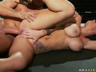 Brunette Jayden Jayems Gets Anal Fucked By Keiran Lee Video