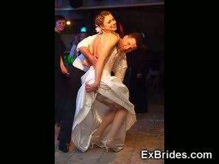 Amateur jeune mariée copine gf voyeur sous la jupe gf femme lingerie mariage modèle public réel derrière bas nylon nu