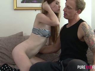 Cumming Inside the Polish Redhead, Free Porn c4
