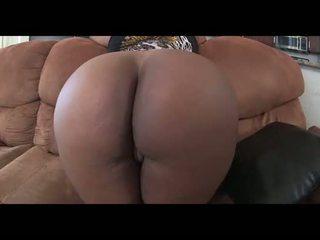 Layla monroe สวย ใหญ่ ผู้หญิงผิวดำ ตูด