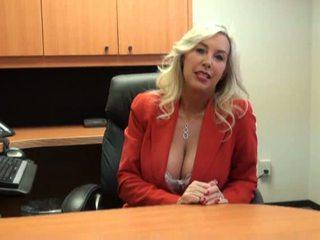 Gyzykly jana fucked at job interwýu video