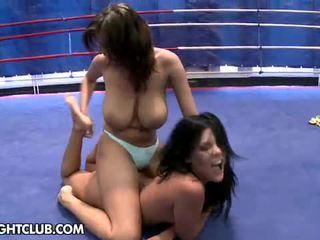 Janelle un madison parker būt patiešām bitchy iekšā viņu kails.