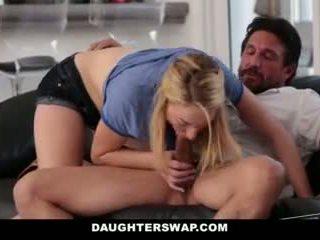 Daughterswap- daughters play poker at magkantot dads