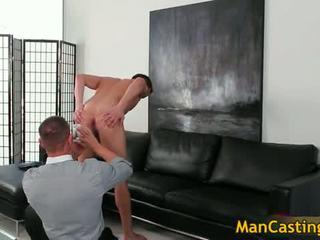Sexy cutie zackary blows hard jizzster