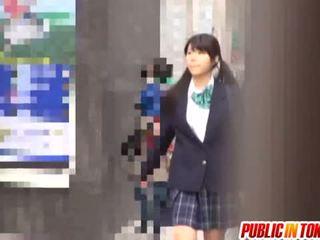 Japán Diáklány