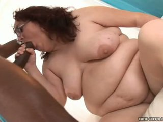 bbw, výstrek, big breast