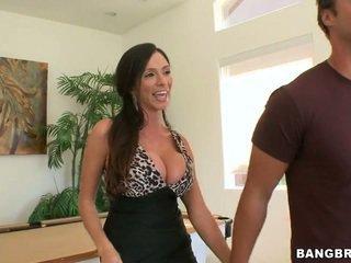 brunette, fucking, sex