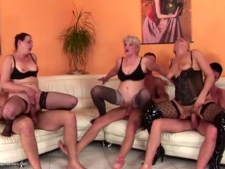 group sex, grannies, matures