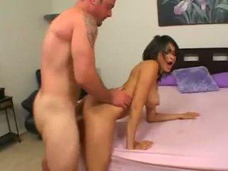 Potrebni špansko adrianna faust gets ji muca shagged težko s a velika boner