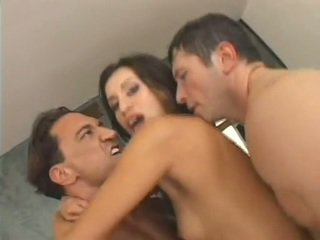 Slutty Slut Monica Breeze Gets Tight Ass And Twat Skewered With Beefy Cocks