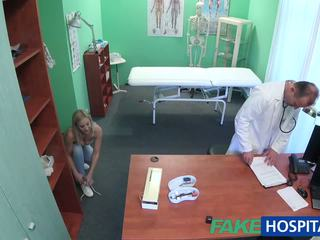 FakeHospital Sexual treatment prescribed