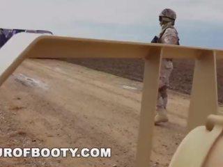 militārs, arābu, vienmērīgs
