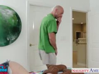 Chesty brune brooklyn chase gets nailed