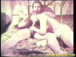 vendada y follada, porno retro, vintage sex