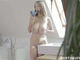 brunette, jong, orgasme