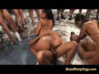 brazīlijas, dubultā iespiešanās, grupu sekss