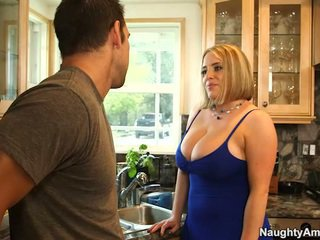 fucking, hardcore sex, cougar, big tits, naughty america, my friends hot mom