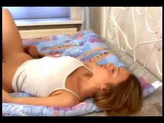 Natasha: venäläinen & jalka fetissi porno video- 37