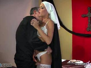 Gyzykly nuns jessica jaymes and nikki benz