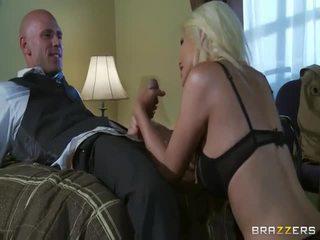 Free Big Tit Blonde In Wild Sex Action