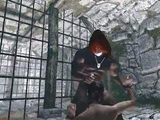 bigtits, slave, hardcore