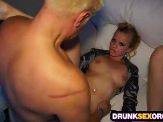 Dronken Seks Orgie