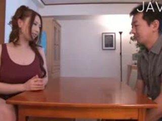 giapponese, bimbo, diteggiatura