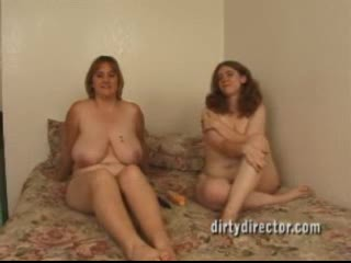 Bbw lesbians anal gaping and fucking