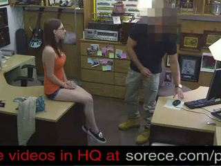 Jenny at the pawn shop
