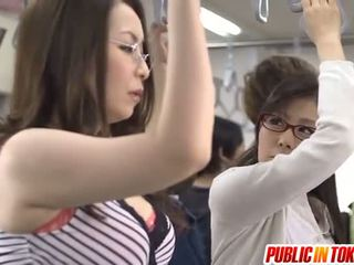 japansk, offentliga kön, gruppsex