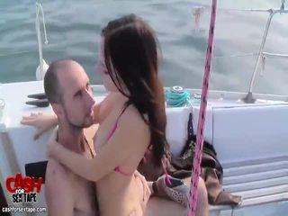 Selectie van verbazingwekkend video's van cash voor seks tape in zelfgemaakt porno niche