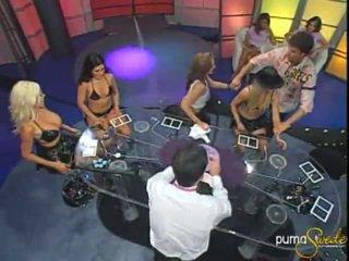 Puma Swede In Poker Tournament.