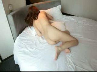 Söt china flicka i hotell