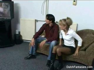 Holländisch couch sex lange