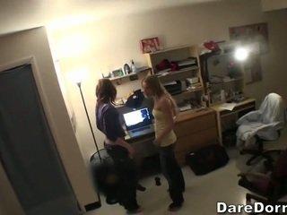 Boys & girls having saya sa their room