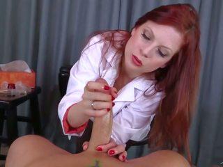 Doctor's viagra boner лікування: повний відео hj по леді fyre жіноче домінування