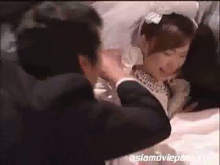 всички японски, униформа, hq brides