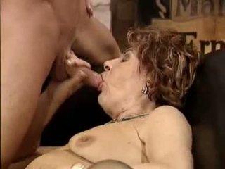 Lõi cứng đức bà nội khiêu dâm