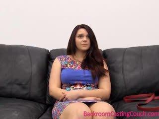 Sexual psychology 101 - casting sofás lesson com painal