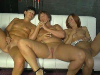 mui, sex în grup, lesbiene