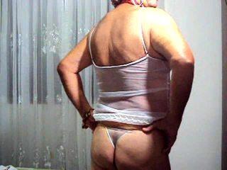 crossdresser, 獨奏, 女用貼身內衣褲