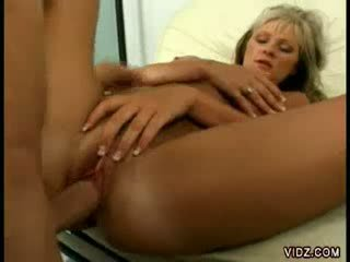 Allison Kilgore fucks in the arse raw