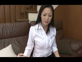 blowjobs, japonês, amadurece