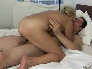 Babi in fant enjoying težko seks