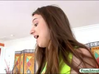 Natural tate adolescenta elektra rose gets pounded de ei stepdad