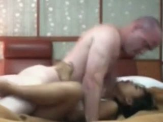 Indonesian Maid Having First Time Sex with White Cock