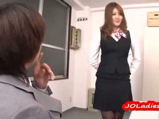 japonais, bureau, japon