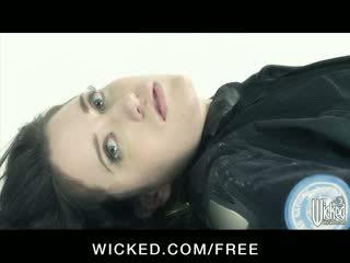 Aiden starr - horizon dvd cảnh 6 - busty đồng tính nữ với tóc rậm âm hộ finger quái