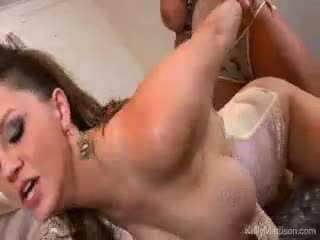 Grand titty lovers humide rêve foutre vrai avec kelly madison